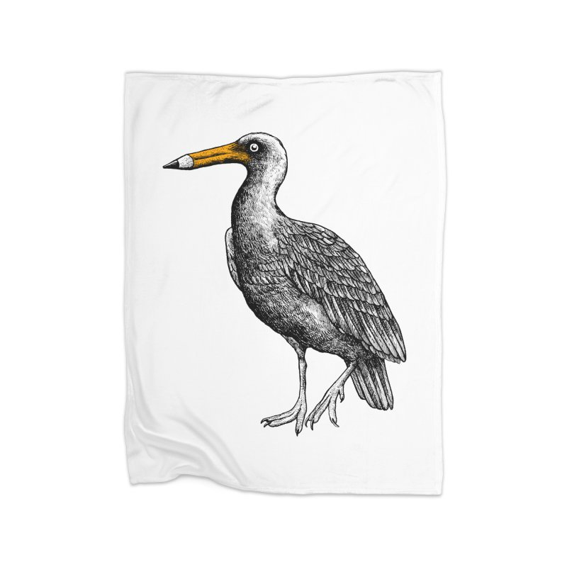 Dra-wing Home Fleece Blanket Blanket by alvarejo's Shop