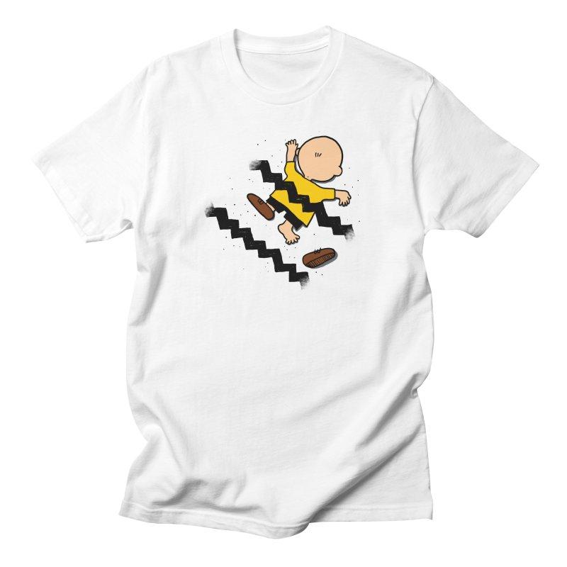 Oh Charlie! Men's T-Shirt by alvarejo's Shop