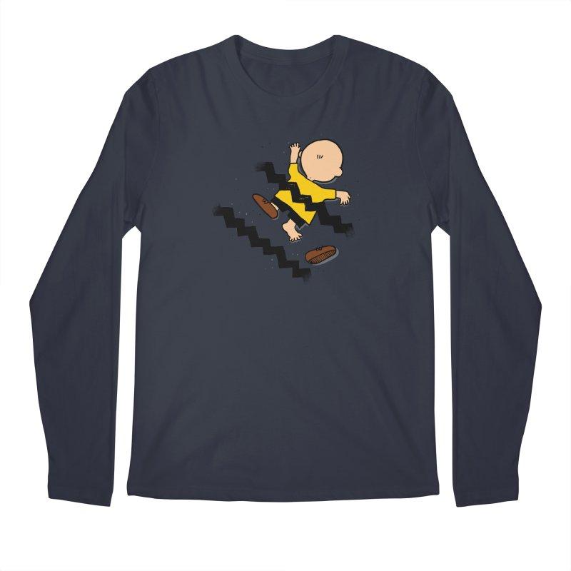 Oh Charlie! Men's Longsleeve T-Shirt by alvarejo's Shop