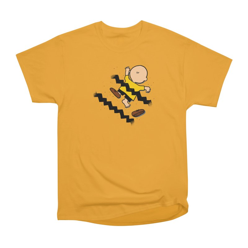 Oh Charlie! Men's Heavyweight T-Shirt by alvarejo's Shop