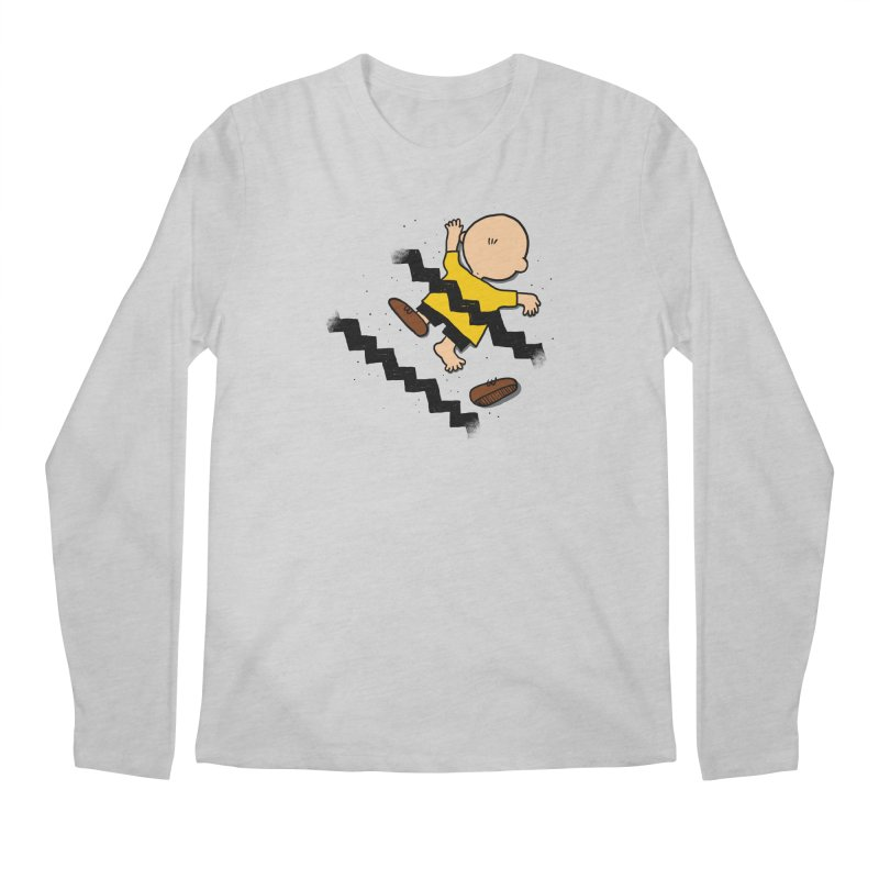 Oh Charlie! Men's Regular Longsleeve T-Shirt by alvarejo's Shop