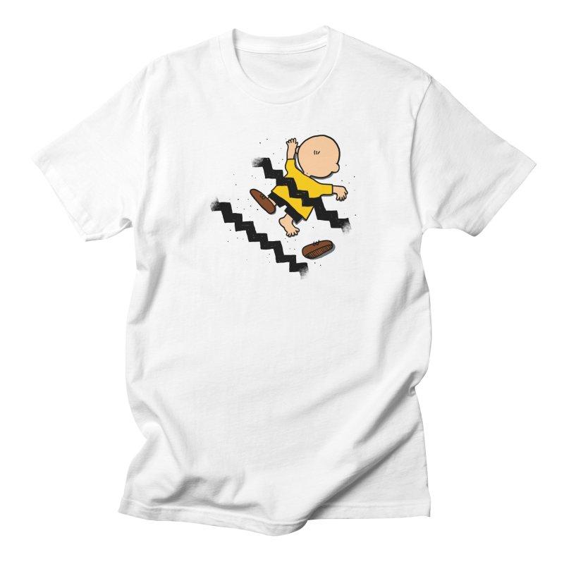 Oh Charlie! Men's Regular T-Shirt by alvarejo's Shop