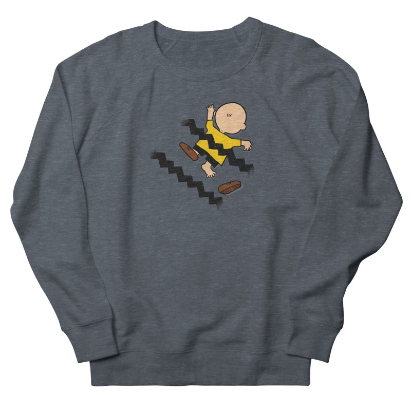 Oh Charlie! Men's French Terry Sweatshirt by alvarejo's Shop