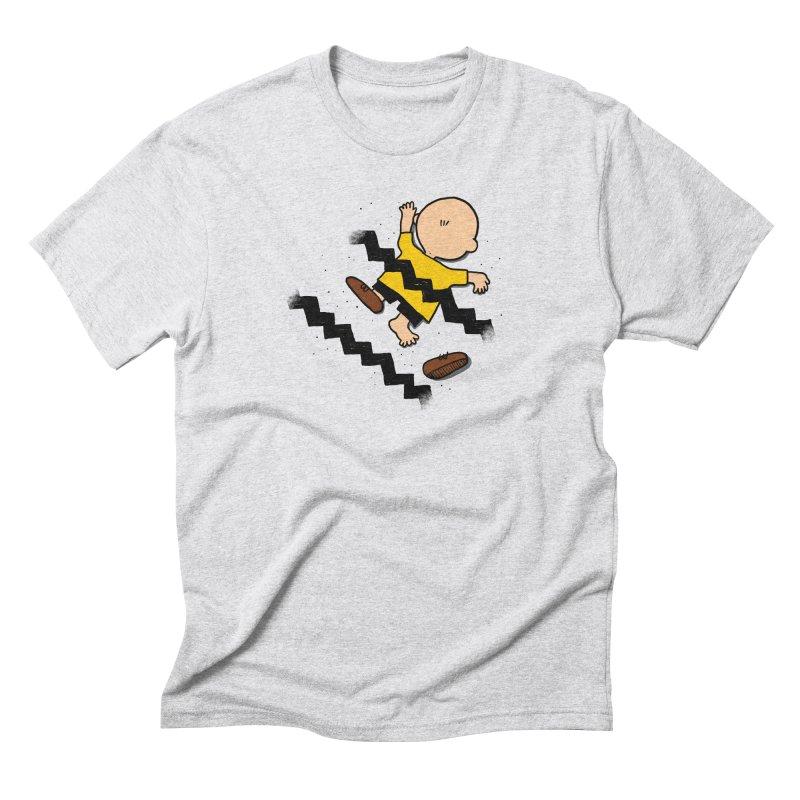 Oh Charlie! Men's Triblend T-Shirt by alvarejo's Shop