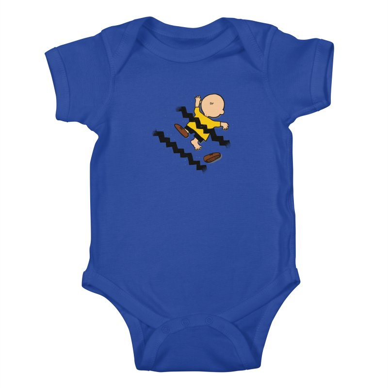 Oh Charlie! Kids Baby Bodysuit by alvarejo's Shop
