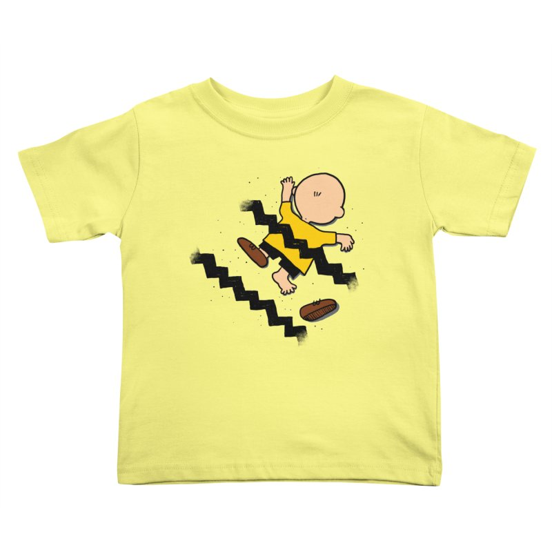Oh Charlie! Kids Toddler T-Shirt by alvarejo's Shop
