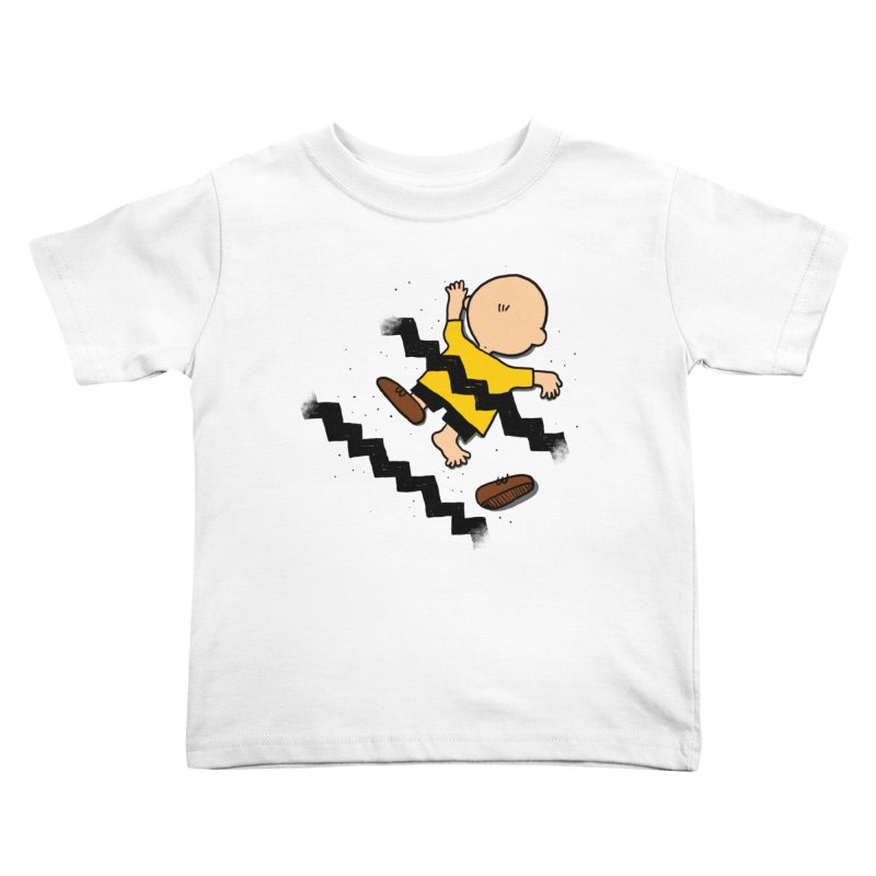 Oh Charlie! Kids Toddler T-Shirt by alvarejo's Shop