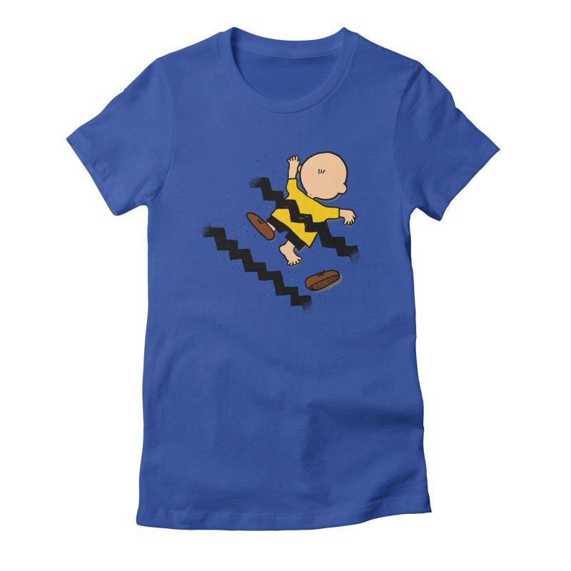 Oh Charlie! Women's T-Shirt by alvarejo's Shop