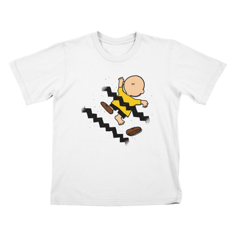 Oh Charlie! Kids T-Shirt by alvarejo's Shop