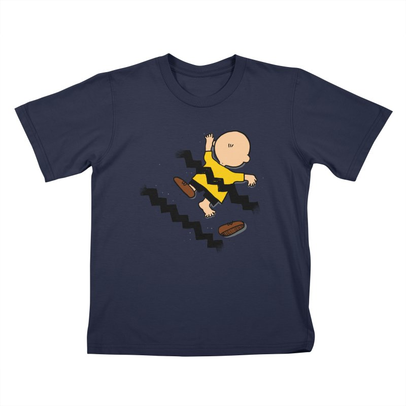 Oh Charlie! Kids T-Shirt by alvarejo's Shop