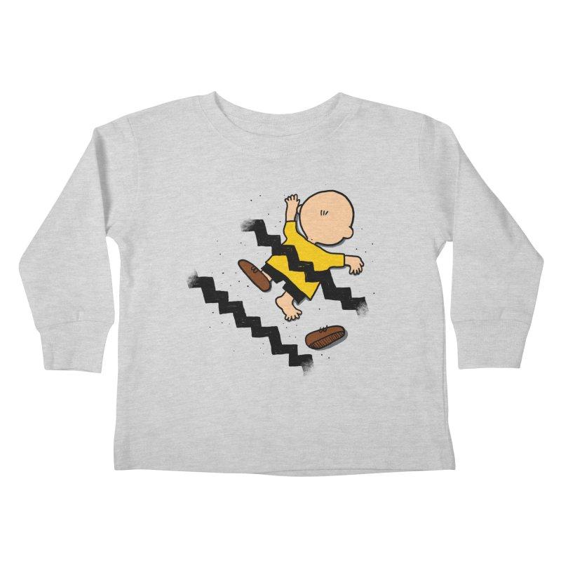 Oh Charlie! Kids Toddler Longsleeve T-Shirt by alvarejo's Shop