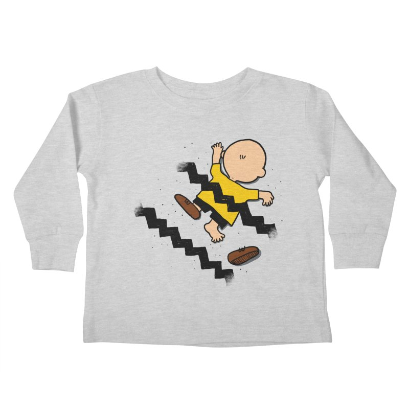 Oh Charlie! Kids Toddler Longsleeve T-Shirt by alvarejo's Shop