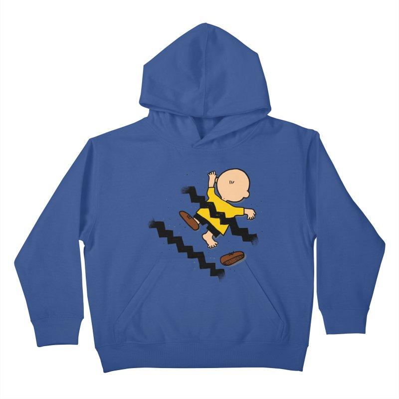 Oh Charlie! Kids Pullover Hoody by alvarejo's Shop