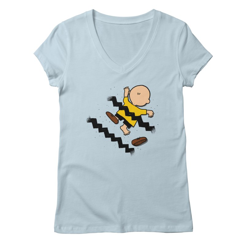 Oh Charlie! Women's Regular V-Neck by alvarejo's Shop