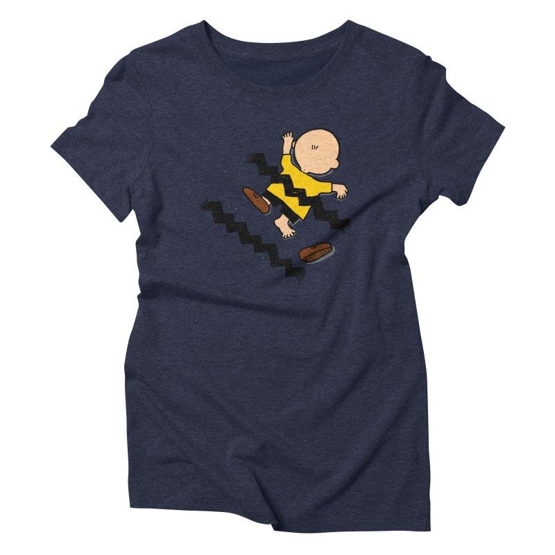 Oh Charlie! Women's Triblend T-Shirt by alvarejo's Shop