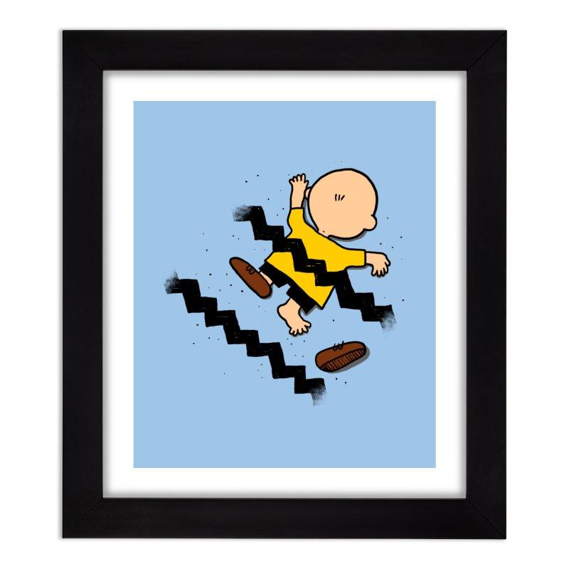 Oh Charlie! Home Framed Fine Art Print by alvarejo's Shop