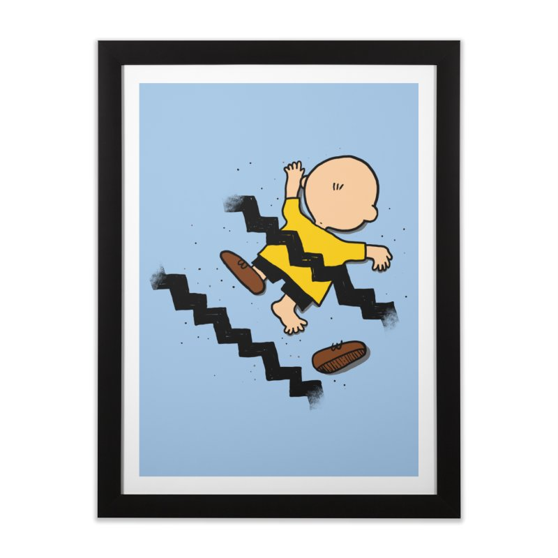 Oh Charlie! Home Framed Fine Art Print by alvarejo's Shop