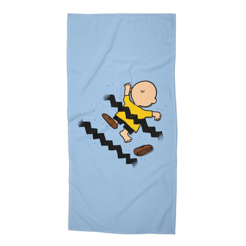 Oh Charlie! Accessories Beach Towel by alvarejo's Shop