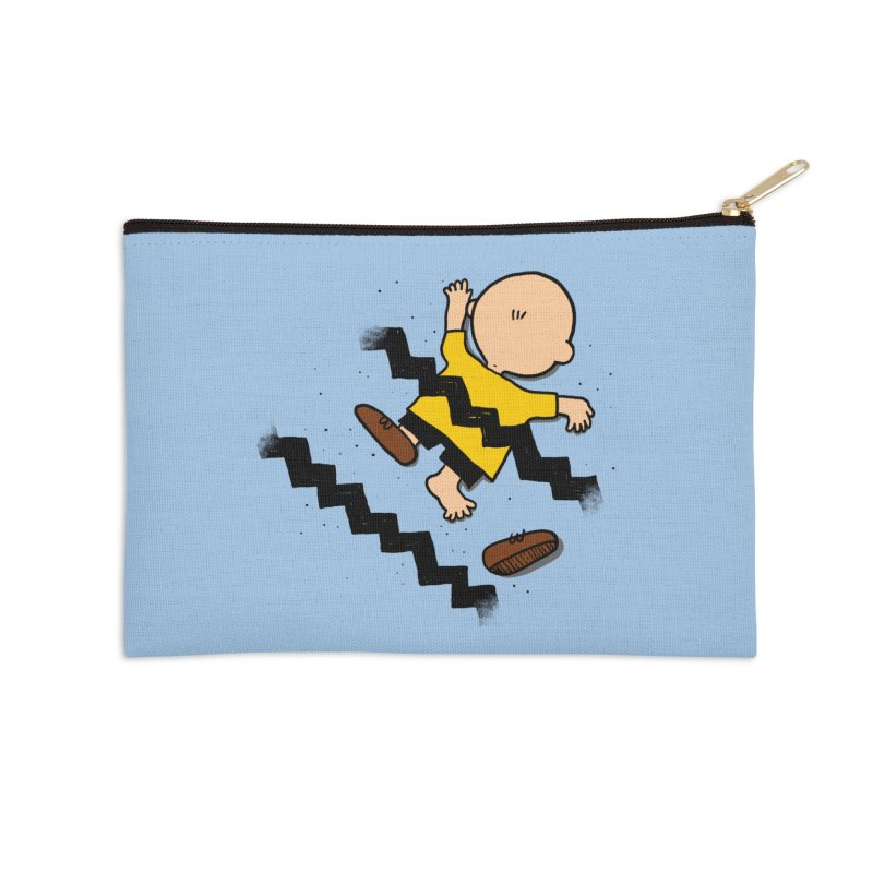 Oh Charlie! Accessories Zip Pouch by alvarejo's Shop