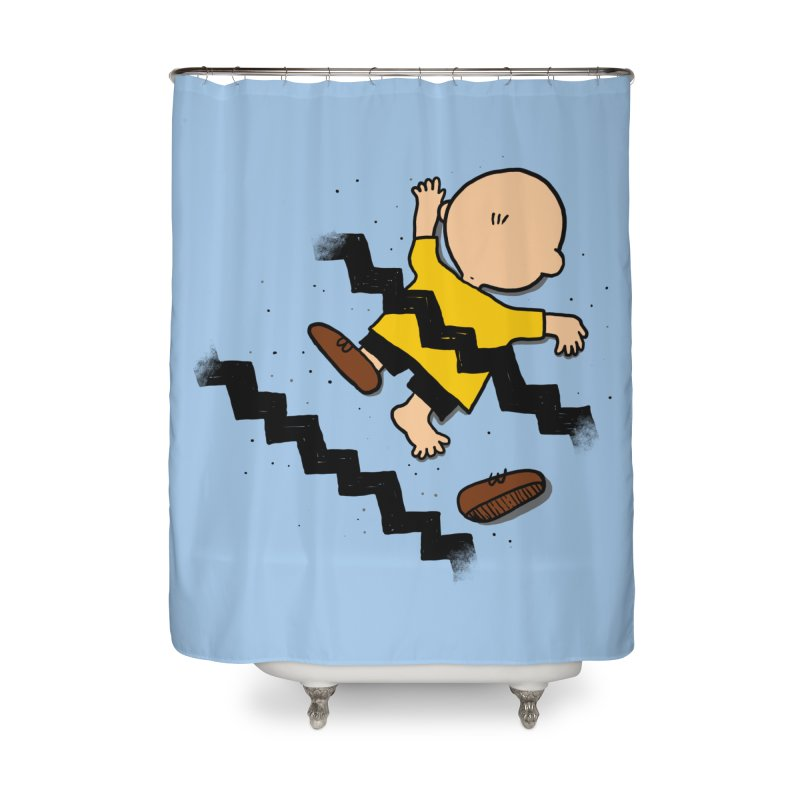 Oh Charlie! Home Shower Curtain by alvarejo's Shop