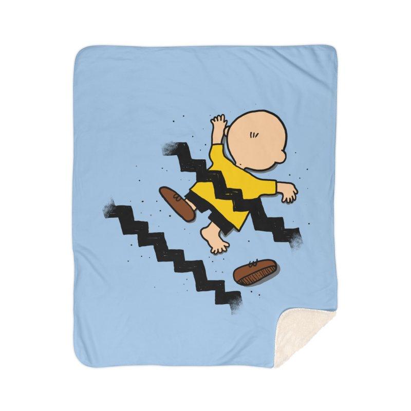 Oh Charlie! Home Sherpa Blanket Blanket by alvarejo's Shop