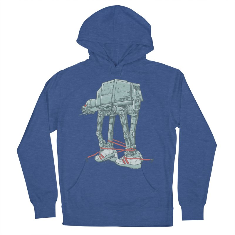 AT - A TIE Men's French Terry Pullover Hoody by alvarejo's Shop