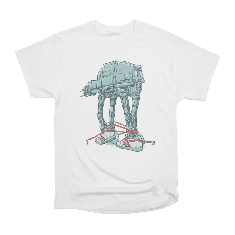 AT - A TIE Men's Heavyweight T-Shirt by alvarejo's Shop