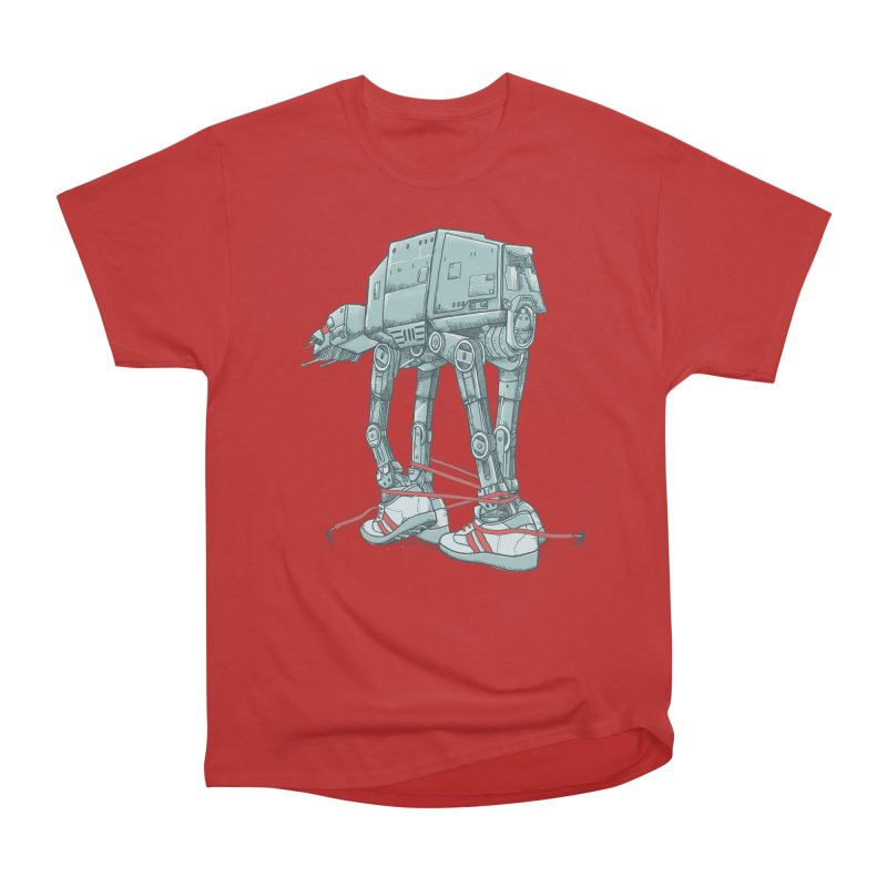AT - A TIE Women's Heavyweight Unisex T-Shirt by alvarejo's Shop