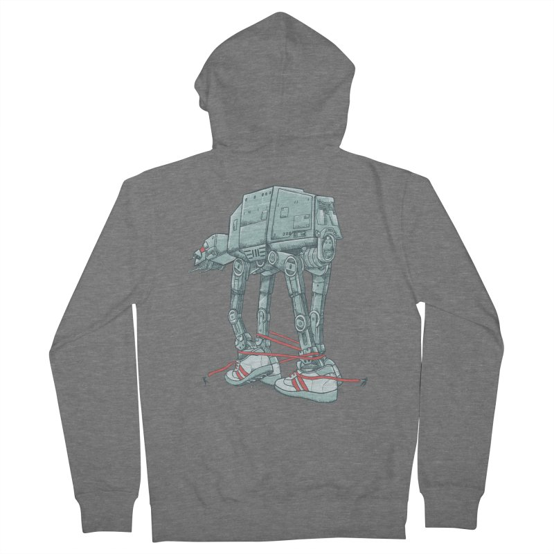 AT - A TIE Women's French Terry Zip-Up Hoody by alvarejo's Shop