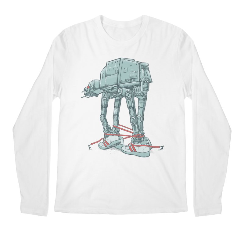 AT - A TIE Men's Regular Longsleeve T-Shirt by alvarejo's Shop