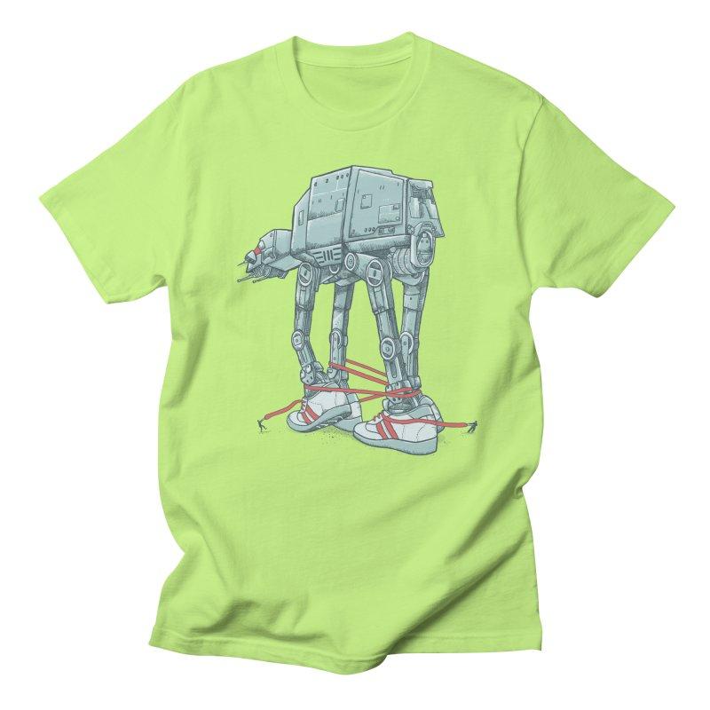 AT - A TIE Women's Regular Unisex T-Shirt by alvarejo's Shop