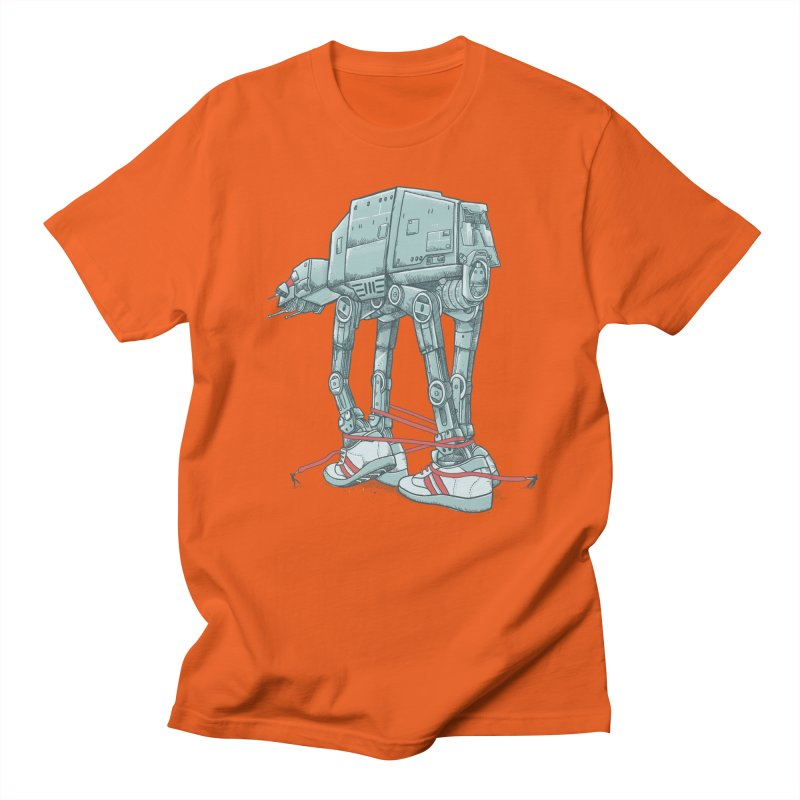 AT - A TIE Men's Regular T-Shirt by alvarejo's Shop