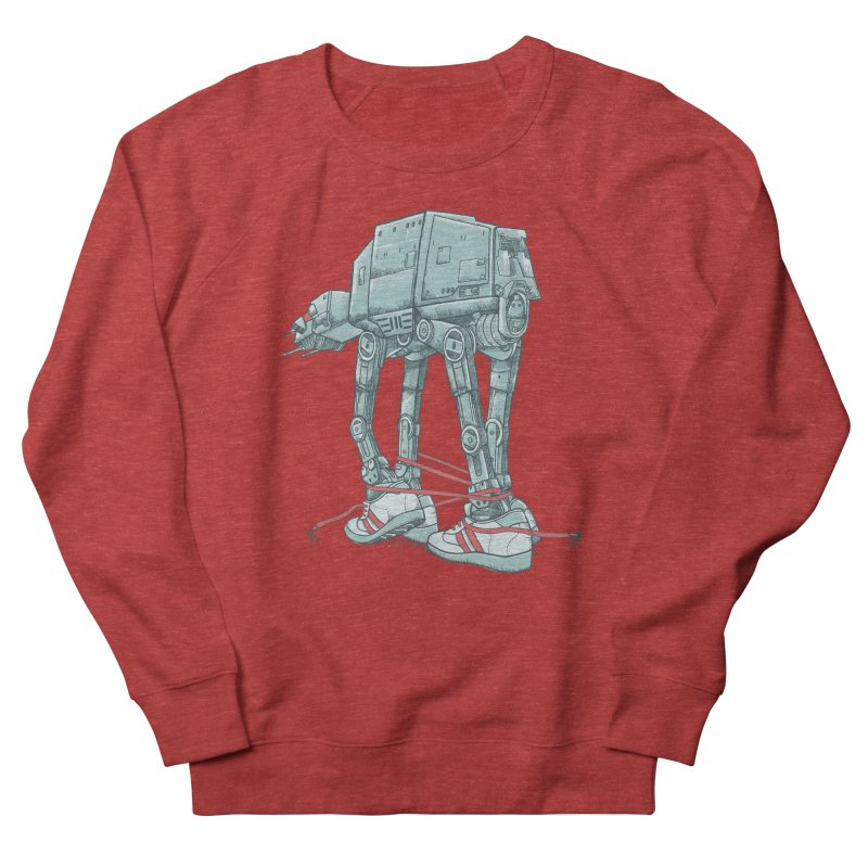 AT - A TIE Women's French Terry Sweatshirt by alvarejo's Shop