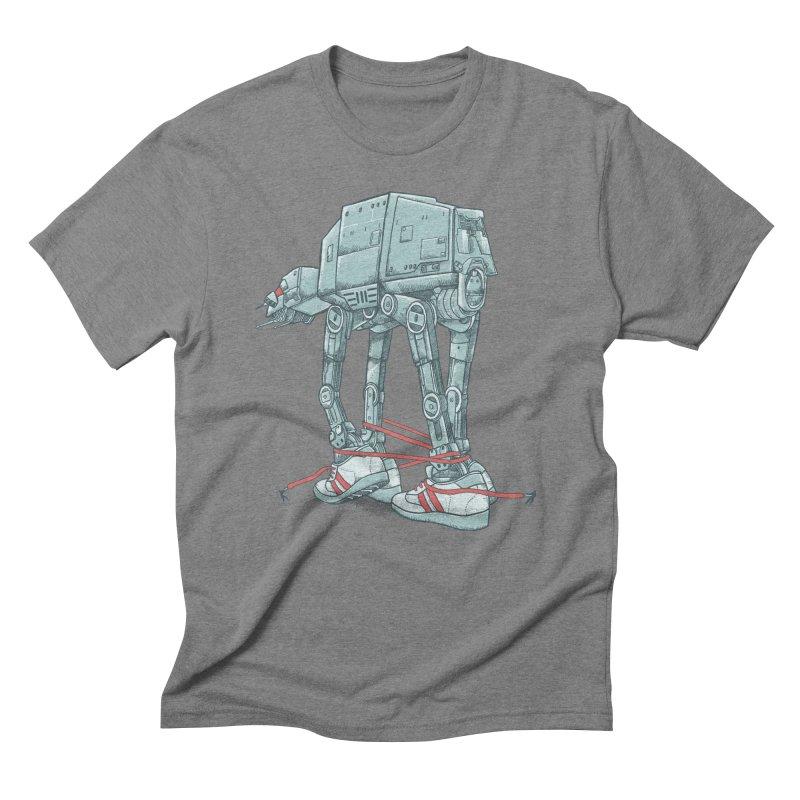 AT - A TIE Men's Triblend T-Shirt by alvarejo's Shop