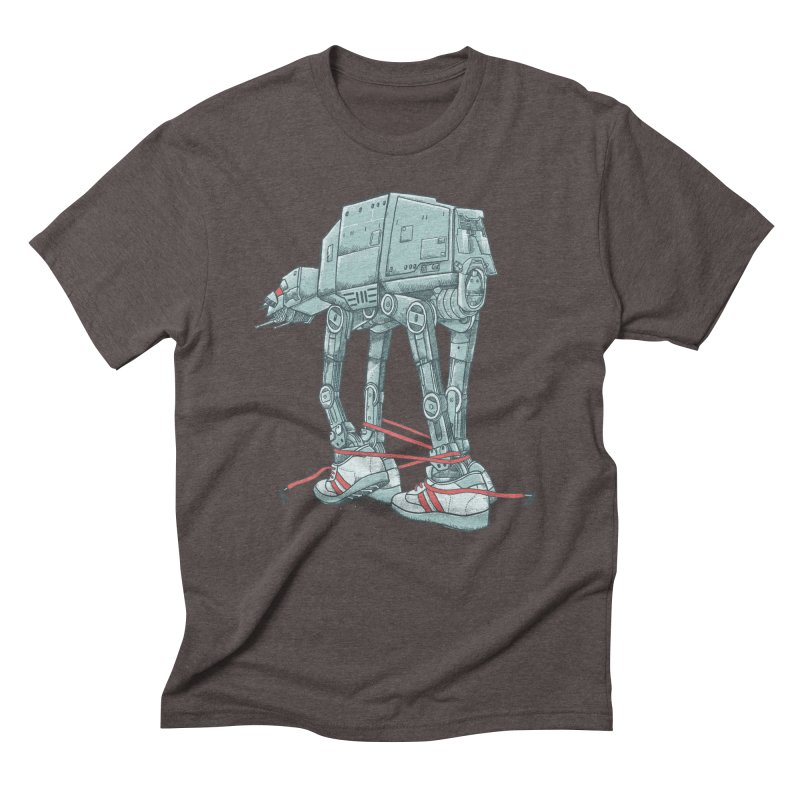AT - A TIE Men's Triblend T-Shirt by alvarejo's Shop