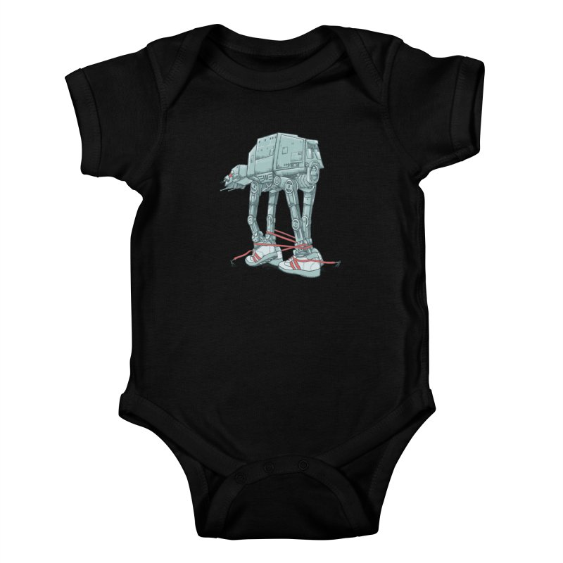 AT - A TIE Kids Baby Bodysuit by alvarejo's Shop
