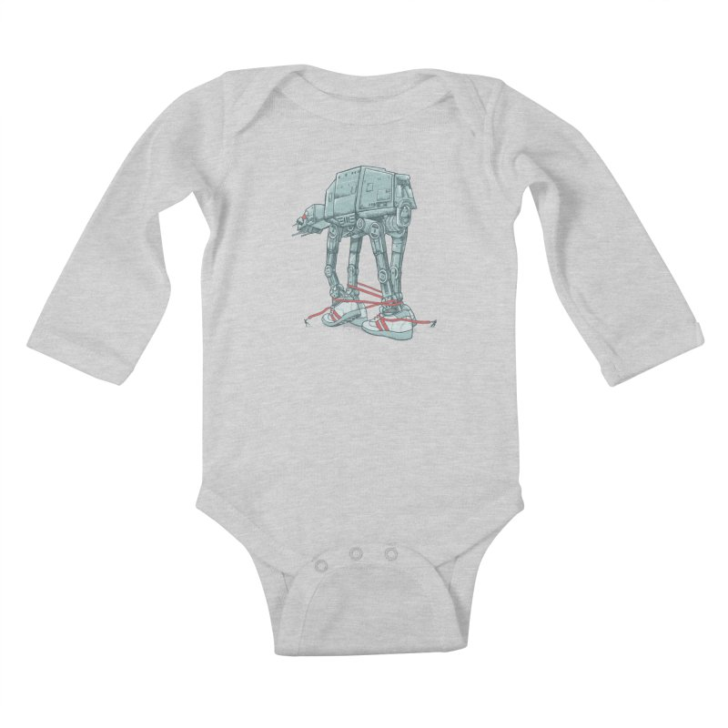 AT - A TIE Kids Baby Longsleeve Bodysuit by alvarejo's Shop