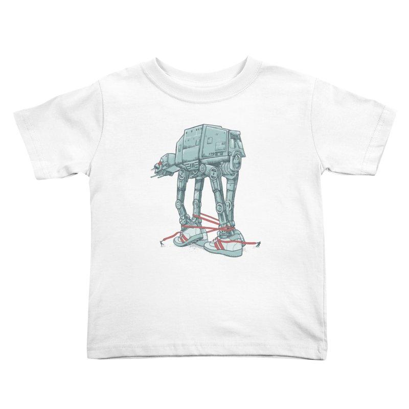 AT - A TIE Kids Toddler T-Shirt by alvarejo's Shop
