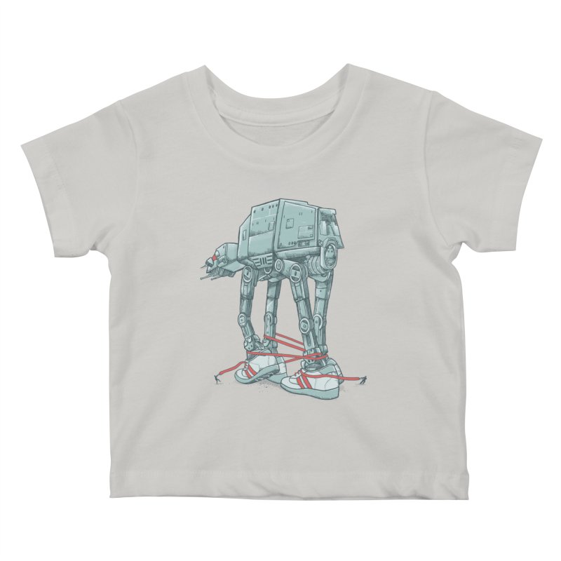 AT - A TIE Kids Baby T-Shirt by alvarejo's Shop