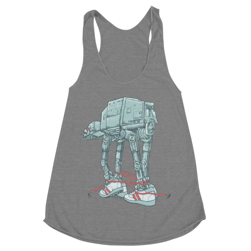 AT - A TIE Women's Tank by alvarejo's Shop