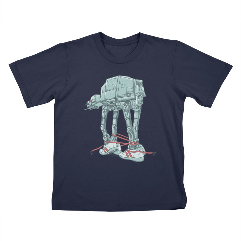 AT - A TIE Kids T-Shirt by alvarejo's Shop