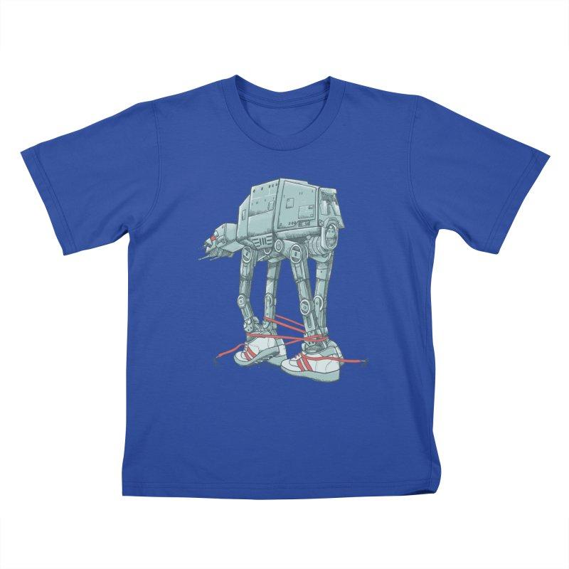 AT - A TIE Kids T-Shirt by alvarejo's Shop