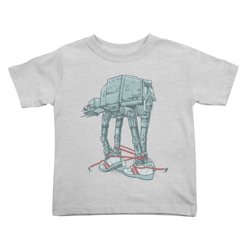 AT - A TIE Kids Toddler T-Shirt by alvarejo's Shop
