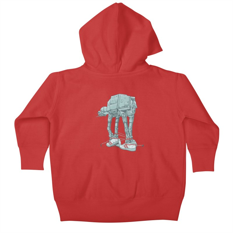 AT - A TIE Kids Baby Zip-Up Hoody by alvarejo's Shop