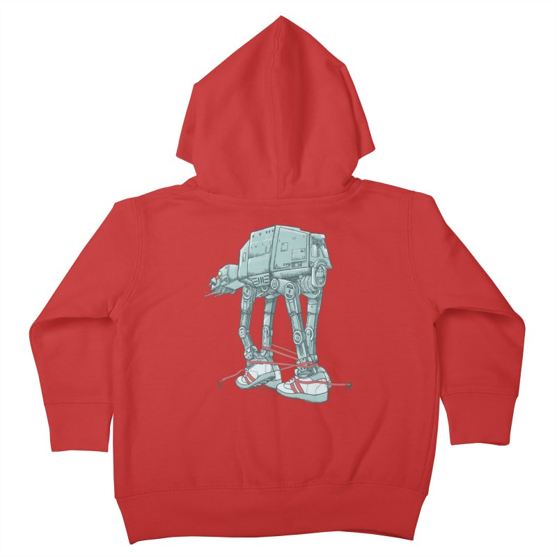 AT - A TIE Kids Toddler Zip-Up Hoody by alvarejo's Shop