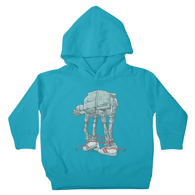AT - A TIE Kids Toddler Pullover Hoody by alvarejo's Shop