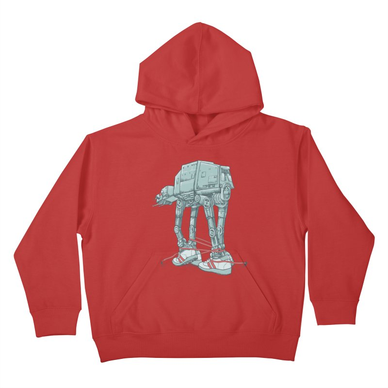 AT - A TIE Kids Pullover Hoody by alvarejo's Shop