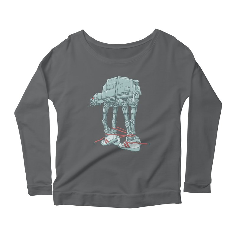 AT - A TIE Women's Longsleeve T-Shirt by alvarejo's Shop