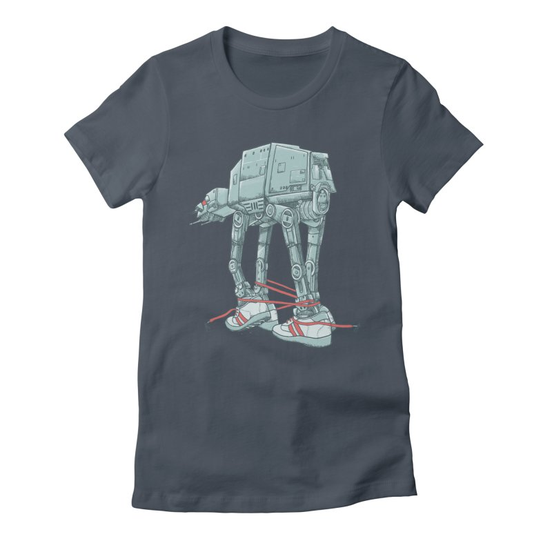AT - A TIE Women's Fitted T-Shirt by alvarejo's Shop