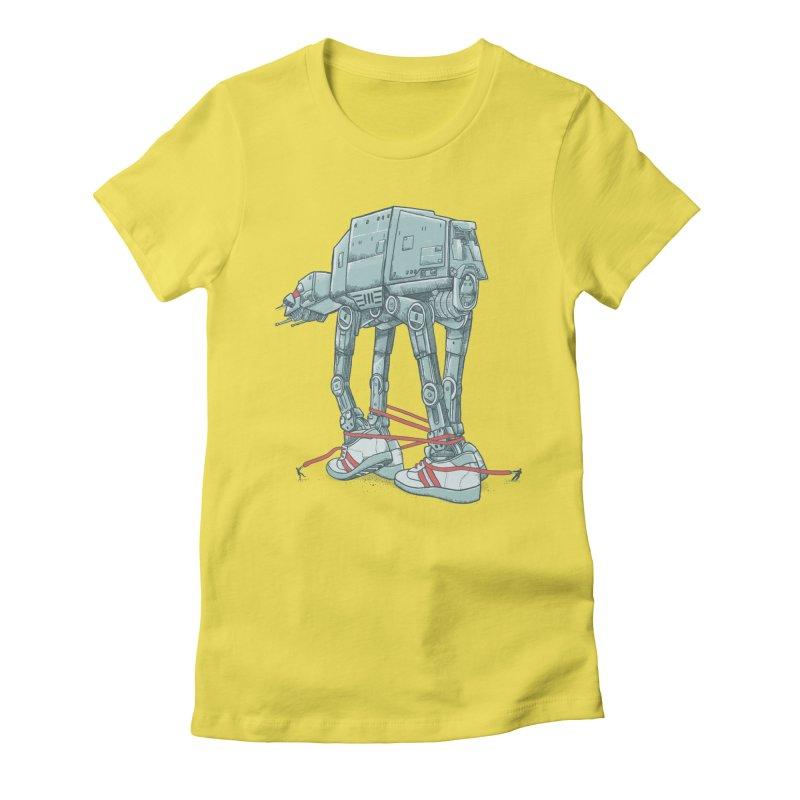 AT - A TIE Women's T-Shirt by alvarejo's Shop
